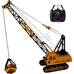 Remote Control Crawler Crane - Hobby Engine RC Models  (Hobby Engine 0805)