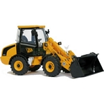 JCB 406 Wheeled Loader Shovel - Joal die cast - 1:35 scale  (Joal 144)