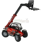 Manitou MLT634 LSU Maniscopic with Pallet Forks