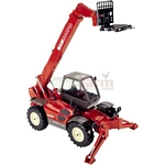 Manitou MT1337 Maniscopic with Pallet Forks