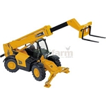 JCB 535-125 Telescopic Handler with Forks - Joal die cast - 1:25 scale  (Joal 208)