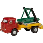 Pegaso Truck with Skip - Joal die cast - 1:38 scale  (Joal 211)