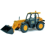 JCB 531-70 Loadall with Bucket - Joal die cast - 1:35 scale  (Joal 214)
