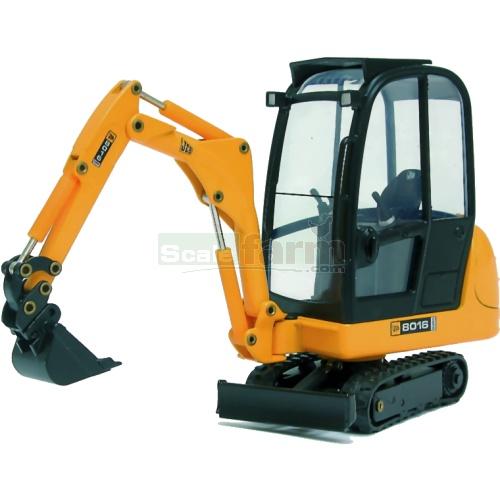Joal 219 Jcb 8016 Mini Excavator With Bucket
