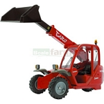 Manitou Twisco SLT415 with Bucket