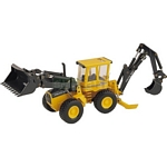 Volvo BM EL70 Backhoe Loader - Joal die cast - 1:50 scale  (Joal 230)