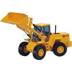 JCB 435 Loader - Joal die cast - 1:35 scale  (Joal 243)