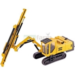 Atlas Copco ROC-F7 Rock Drill - Joal die cast - 1:35 scale  (Joal 262)