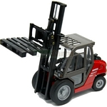 Manitou MSI30T K Series Forklift with fork and pallet (Joal 265)