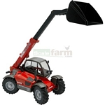 Manitou MLT634 LSU Maniscopic with Bucket