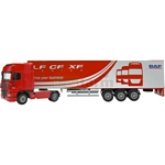 DAF XF Truck with DAF Trailer - Joal die cast - 1:50 scale  (Joal 342)