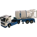 Volvo FH12 m-tec 420 Superstructure Placing Unit - Joal die cast - 1:50 scale  (Joal 350)