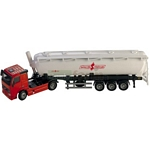 Volvo FH12 Articulated Bulk Powder Transporter - Joal die cast - 1:50 scale  (Joal 352)