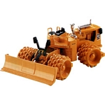 CAT 825B Compactor - Joal die cast - 1:50 scale  (Joal CAT 218)