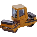 CAT CB534 Vibratory Compactor with Cab - Joal die cast - 1:50 scale  (Joal CAT 244)