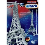 Eitech Metal Eiffel Tower