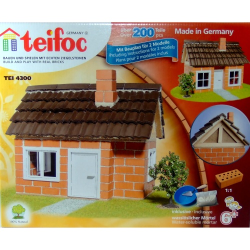 Teifoc 4300 Teifoc House With Tiled Roof
