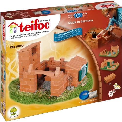 Teifoc 8010 Teifoc Starter Brick Kit