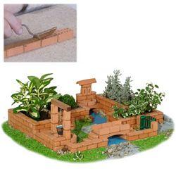 Teifoc 9020 teifoc large garden for Mud brick kit homes