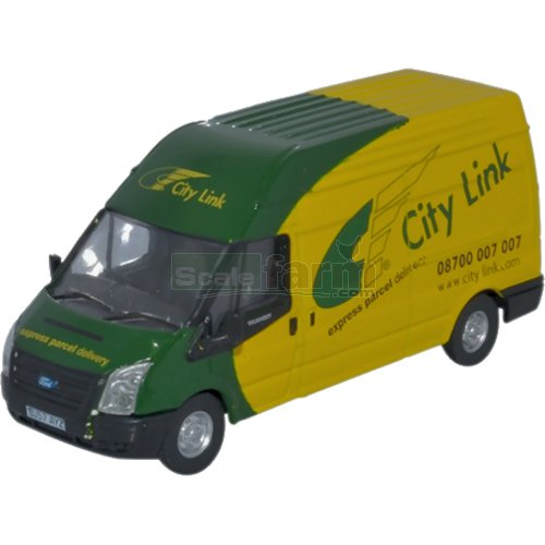 Ford Transit LWB High Roof - City Link (Oxford 76FT025)