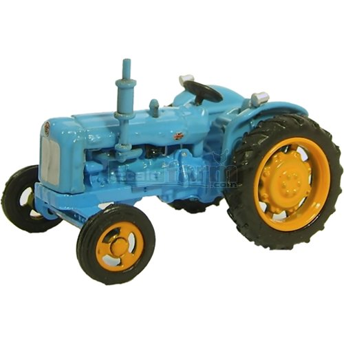 Fordson Tractor - Blue (Oxford 76TRAC001)