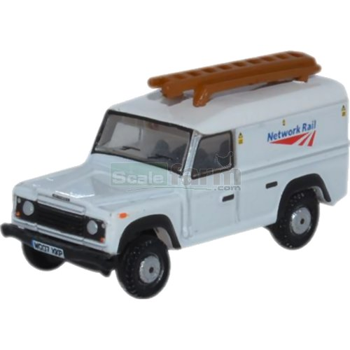 Land Rover Defender LWB Hard Top - Network Rail (Oxford NDEF008)