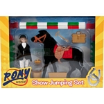 Show Jumping Set - Pony World  (Pony World 1004)