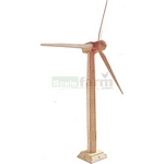 Wind Turbine Woodcraft Construction Kit (Quay P183)