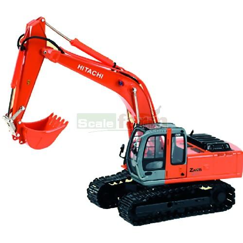 ROS 00177 - Hitachi Zaxis 210 Tracked Excavator