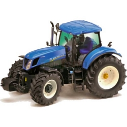 New Holland T7.270 Tractor - ROS die cast - 1:32 scale (Ros 30139)