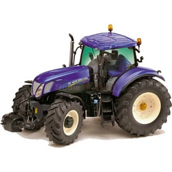 New Holland T7.270 Tractor - Blue Power - ROS die cast - 1:32 scale (Ros 30140)