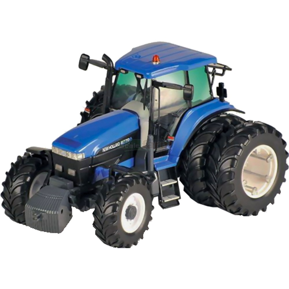 Dual Wheels For Tractors : Ros new holland a dual wheel tractor
