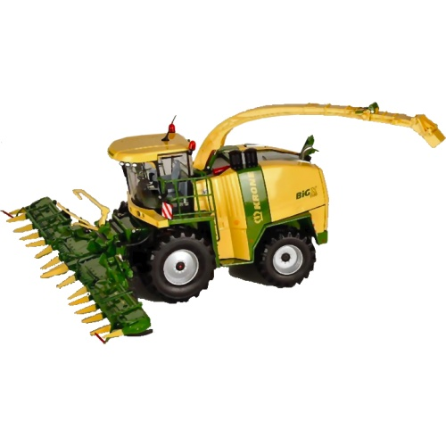 Krone Big X1100 S Forage Harvester (ROS 60135)