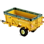 Dangreville 1 Benne 9T Trailer (Limited Edition) - ROS die cast - 1:32 scale  (ROS 60218)