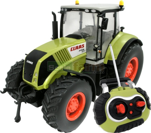 zap toys 9595 claas axion 850 radio controlled. Black Bedroom Furniture Sets. Home Design Ideas