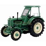 MAN 4S2 Vintage Tractor with Closed Roof - Schuco Miniature Collectable Models - 1:43 scale  (Schuco 02755)