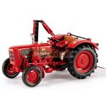 Fahr D 177 S Vintage Tractor with Side Cutter - Schuco Miniature Collectable Models - 1:43 scale  (Schuco 02965)