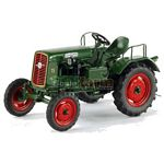 Hela Diesel D 15 Vintage Tractor with Side Seat - Schuco Miniature Collectable Models - 1:43 scale  (Schuco 03281)