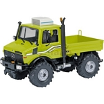 Mercedes Benz Unimog U1600 with front linkage - Schuco Miniature Collectable Models - 1:32 scale  (Schuco 07612)