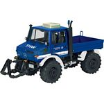Mercedes Benz Unimog U1600 THW - Schuco Miniature Collectable Models - 1:32 scale  (Schuco 07613)
