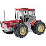 Schluter Super Trac 2500 VL Tractor with Dual Wheels - Schuco Miniature Collectable Models - 1:32 scale  (Schuco 07616)