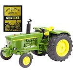 John Deere 3120 Limited Edition Tractor with Commemorative Metal Plaque - Schuco Miniature Collectable Models - 1:32 scale  (Schuco 07676)