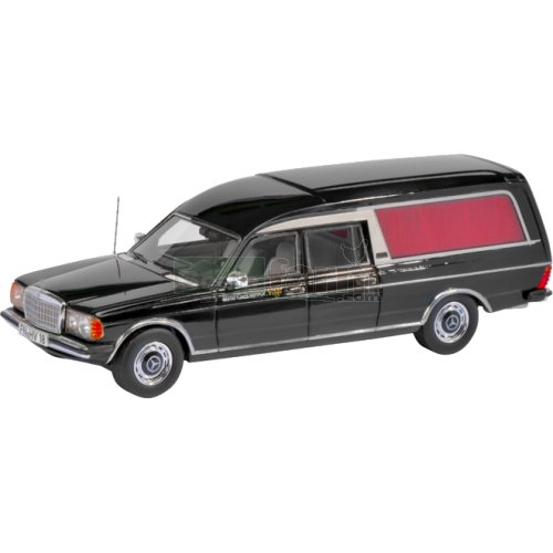Schuco 08907 mercedes benz 200 hearse for Used mercedes benz hearse for sale