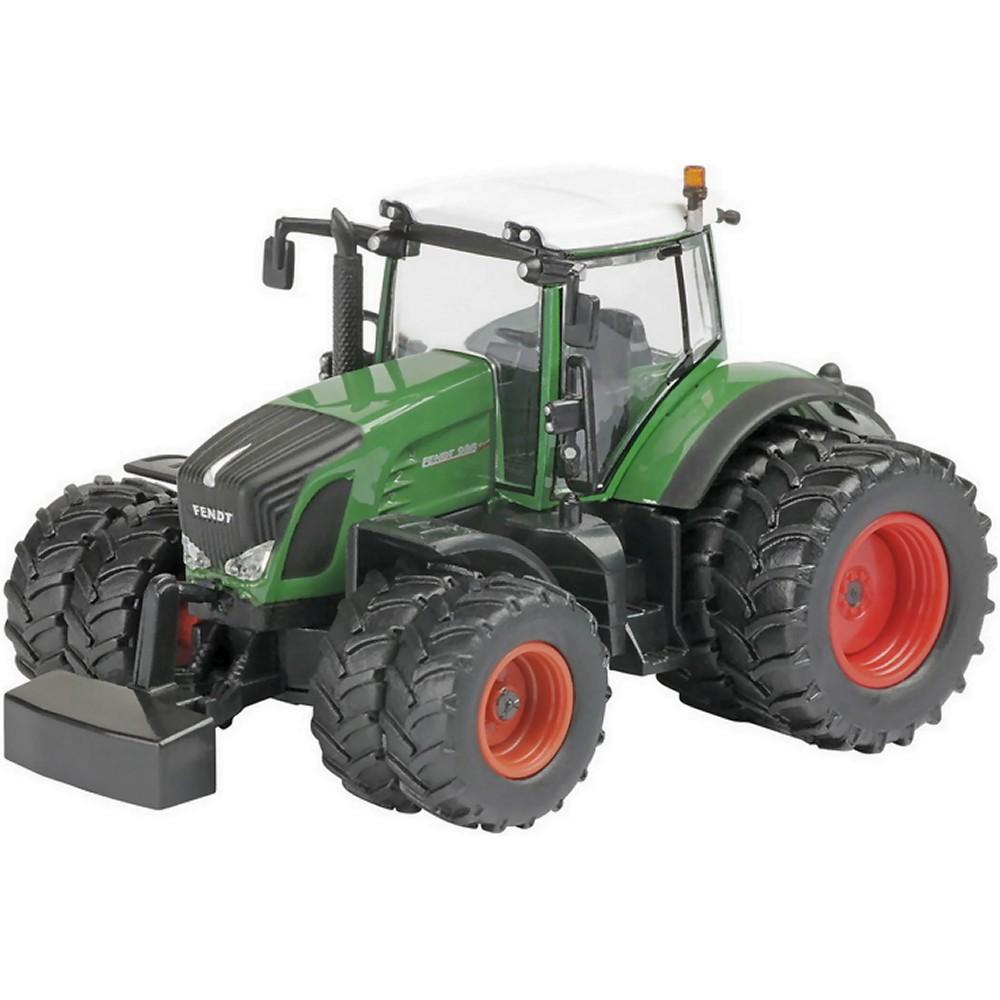 Dual Brand Tractor : Fendt vario dual wheeled tractor schuco