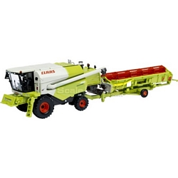 CLAAS Tucano 450 Combine Harvester - Schuco Miniature Collectable Models - 1:87 scale (Schuco 25682)