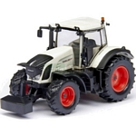 Fendt 936 Vario Tractor (White) - Schuco Miniature Collectable Models - 1:87 scale  (Schuco 25686)