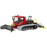 Piste Bully 600 - Red - Schuco Miniature Collectable Models - 1:87 scale   (Schuco 25850)