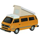 VW T3 Camper - Yellow
