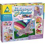Sticky Mosaics Unicorns and Ponies  - Mosaics by Numbers - The Orb Factory Sticky Mosaics  (Orb Factory 62279)