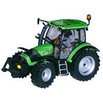 Deutz Fahr Agrotron K100 Tractor with Front Link - Universal Hobbies Country Collection - 1:32 scale  (Universal Hobbies 2590)